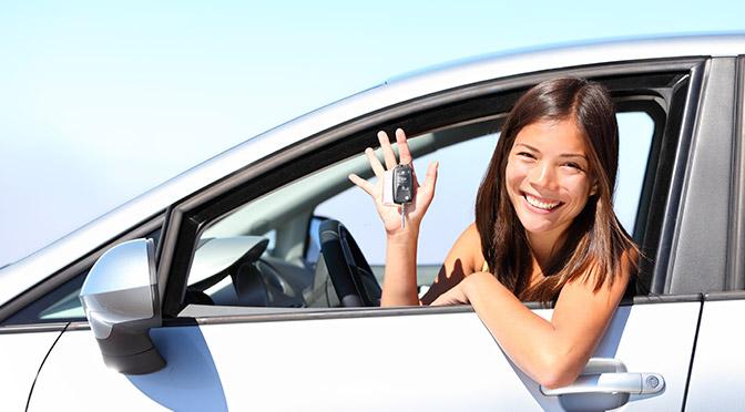 Seguros para carros alugados no exterior
